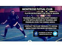 Futsal Team Recruitment - New Players Wanted