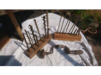 Historical Interest - Old Woodworking Tools
