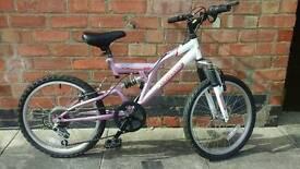 """Girl bike 20"""""""