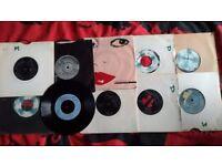 "10 motown tamla northern soul 7inch 7"" singles lot bundle michael jackson diana ross"