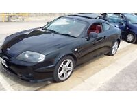 Hyundai 2.0 coupe se 2006 red leather CHEAPEST