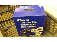 Polaroid Instant 35mm Slide processor