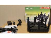 TP-LINK Archer C5400 hi-speed wifi router