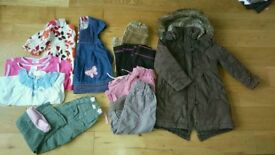 Clothes bundle 3-4 years old, coat