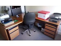 Large Corner Desk free to a good home