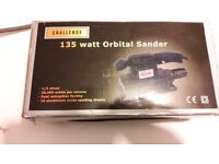 **BRAND NEW SANDER**NEVER USED**COMES WITH 15 SANDING SHEETS**ONLY £15**BARGAIN**NO OFFERS**