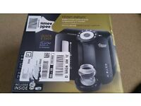Brand New Tommee Tippee Prep Machine Special Edition plus a replacement filter