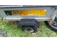 Erde small trailer