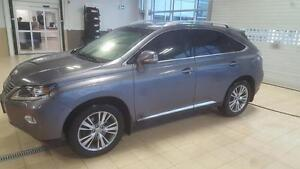 2013 Lexus RX350 NAVIGATION REARVIEW CAMERA AIR CONDITIONED SEAT