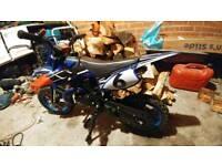Kids kxd 50cc scrambler as new