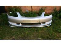 Honda civic type r type s rear front bumper