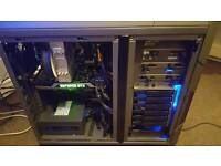complete Gaming computer AMD FX 8350 8 core. 24G MEMORY