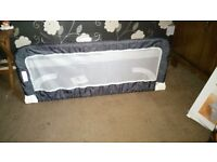 Safety 1st portable bed rail, new in box, never been used