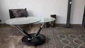 Designer Swivel Coffee table