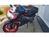 Aprilia Rs 125 full power £1700 offers or swaps