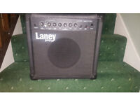 Laney HCM15R Hardcore Max Guitar Combo
