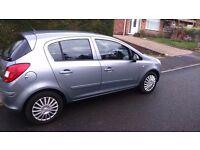 Vauxhall Corsa ( needs tidying )