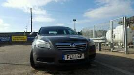 Vauxhall Insignia sell or swap with van