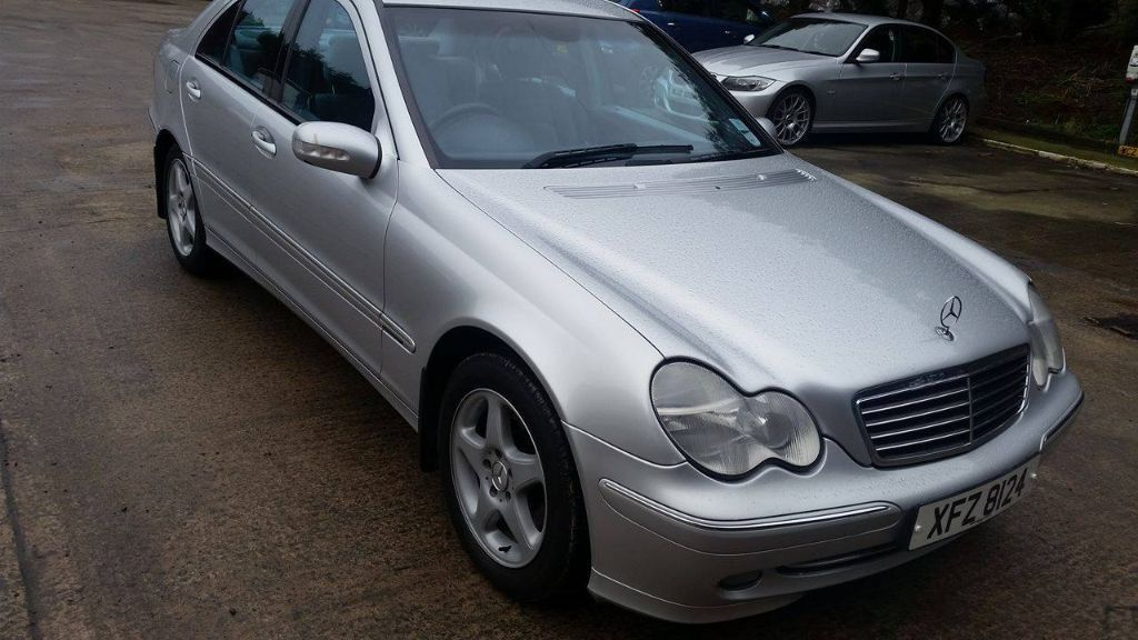 mercedes c200 2 2 cdi avantgarde se in lisburn county antrim gumtree. Black Bedroom Furniture Sets. Home Design Ideas
