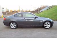 BMW 3 SERIES 2.0 320D SE 2d AUTO 175 BHP PARKING SENSORS, SERVICE RECORD AUTOMATIC, 1 Previous Owner