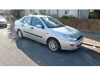 Ford Focus 2litre Ghia just serviced