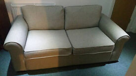Sofa bed, like new condition (used twice only)