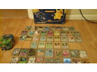 Collectable pokemon cards and nintendo 64 pokemon box only includes ex rares japanese charizard