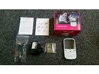 T Mobile HUAWEI G6620 Mobile Phone Smartphone White and Pink