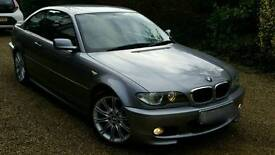 BMW 3.18i M SPORT COUPE 2004