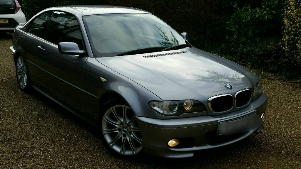 Bmw 3 18i M Sport Coupe 2004 New Mot In Berkhamsted