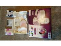 Philips Avent Natural Single Electric Brest pump