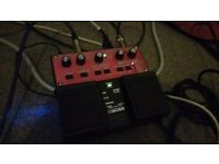Boss RC-20XL Loop Station - pedal only, no PSU or box.