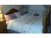 king size bed frame no mattress