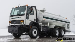 1990 FORD CARGO 8000 TANK TRUCK