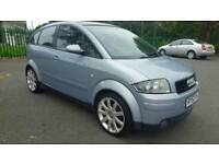 Audi a2 1.4 diesel only £30 a year road tax full mot service history