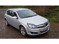 Vauxhall Astra 1.4 i 16v SXi 5dr ,Reliable car, great condition