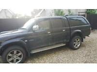 Mitsubishi Animal L2000 manual diesel 2.5