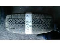 185-65-15 Sava Intensa 88H 3.5mm Part Worn Tyre