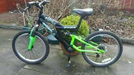 "Boys bike 20"" wheels"