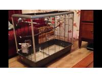 Large cage for quick sale