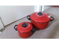 Pasta Cooking Pots