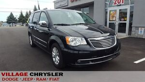 2016 Chrysler Town & Country LIMITED,SAFETY TECH,BLIND SPOT MONI