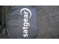 Satgear Premium HD Portable Satellite Kit with Easyfind for Motorhomes / Caravans.