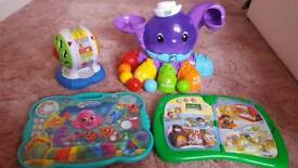Leapfrog interactive toys