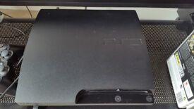 Playstation 3 + 1 joypad + games