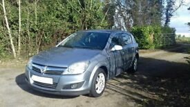 Vauxhall Astra Elite, 1.6 full leather, power stearing, electric windows, parrot hands free