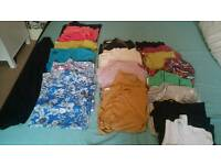 Clothes size 18