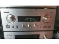TEAC AG-H500 AM/FM STEREO RECEIVER AMPLIFIER