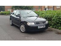 AUDI A3 X REG 1.6 PETROL MANUAL ++NEW CLUTCH FITTED++FULL LEATHER INTERIOR++2 KEYS++