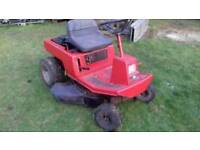 Murray 10 hp ride on lawn mower.